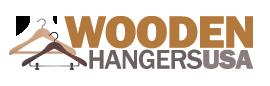 wooden hangers usa logo